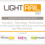 LightRail 2017 (Part of the World Metrorail Congress)
