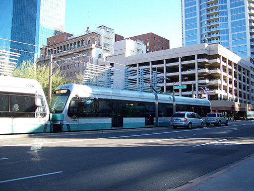 Phoenix light rail takes flight again
