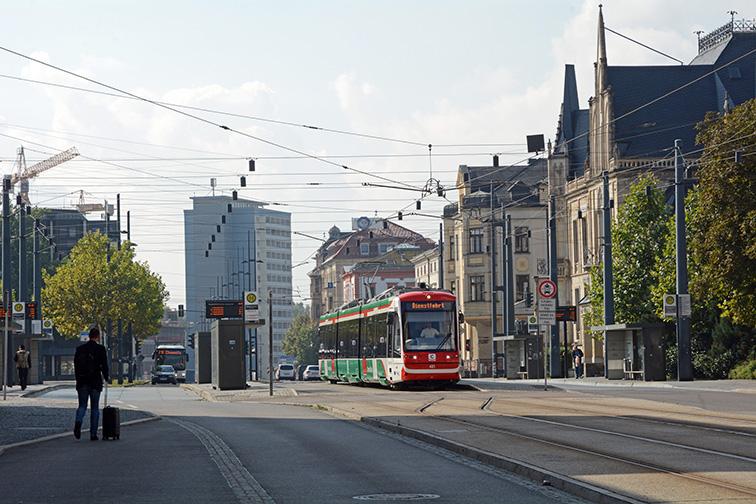 Chemnitz: The model matures