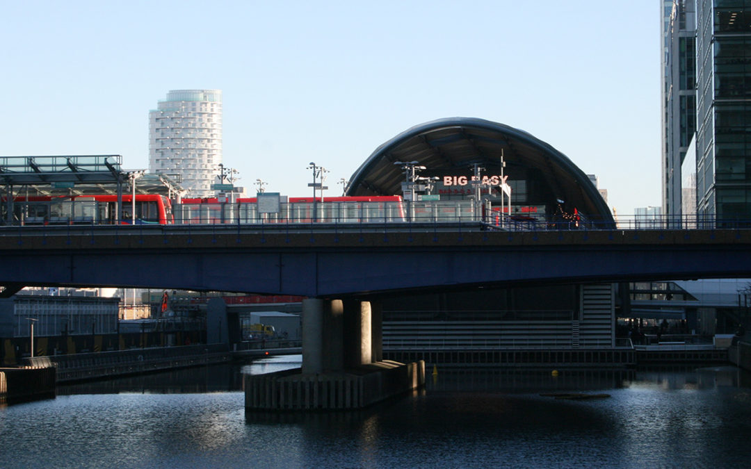 DLR launches fleet replacement programme