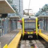 L.A. light rail on the move