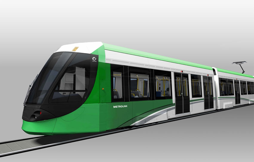Alstom capitalises on Metrolinx uncertainty