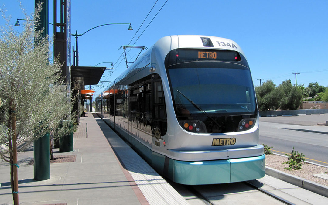 Valley Metro's LRT and Streetcar orders