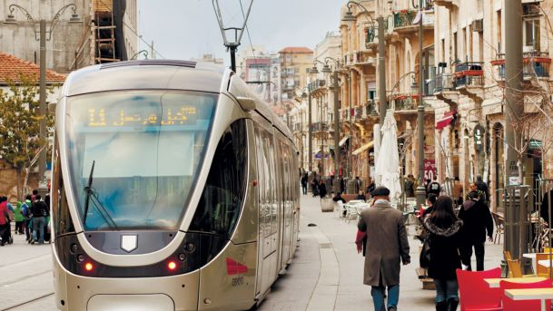 Three more tenders for Tel Aviv