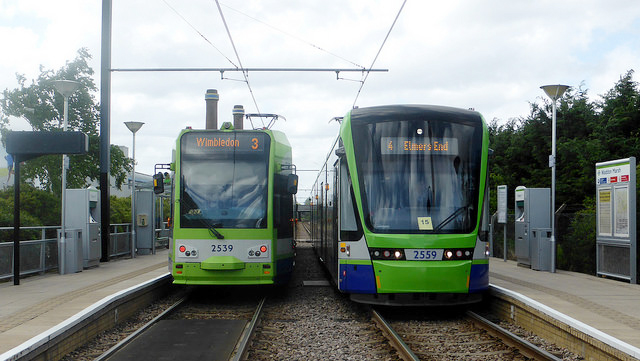 Tramlink looks at speed monitoring systems