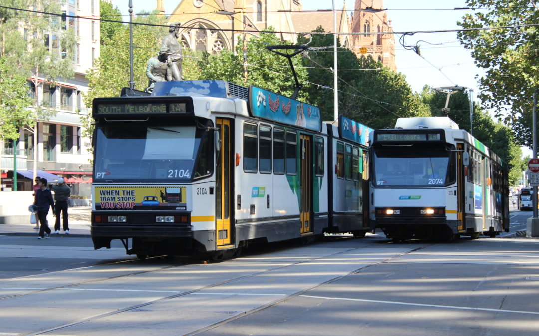 Melbourne tram collision highlights increasing accident statistics