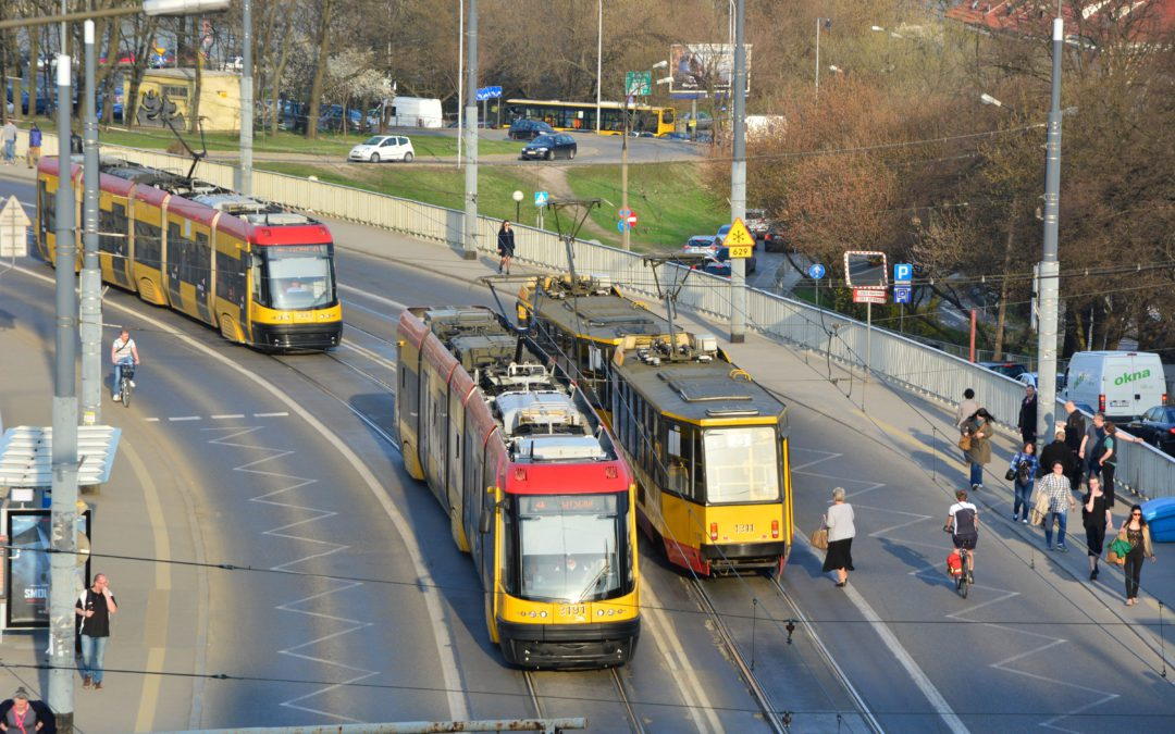 Warsaw rolling stock orders draw worldwide bidders