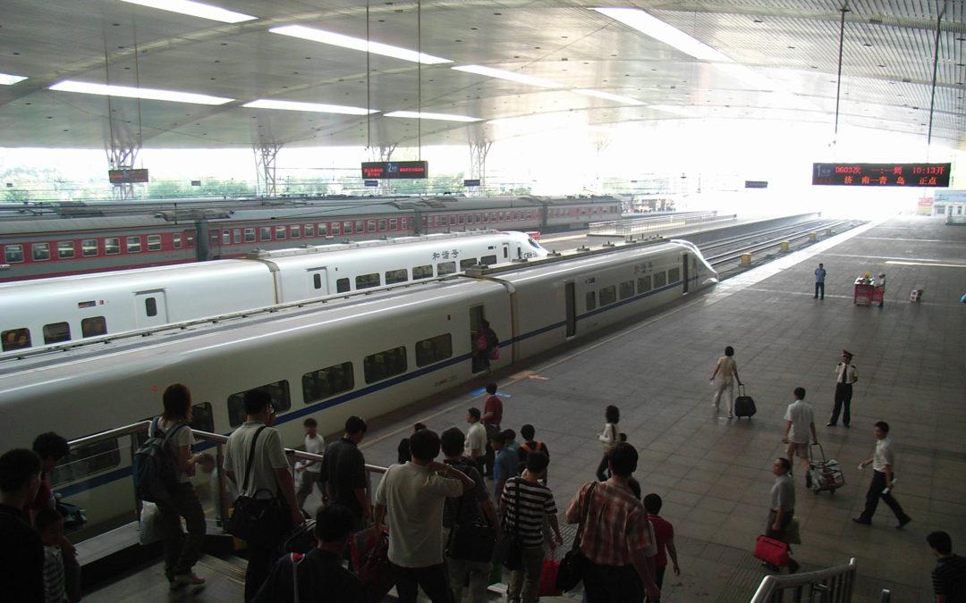 Strukton signs Chinese rolling stock partnership