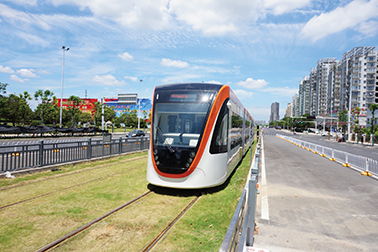 Tram and metro growth in Wuhan