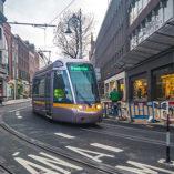 Dublin opens Luas Cross City line
