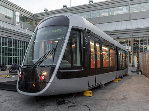 BQX mock-up unveiled