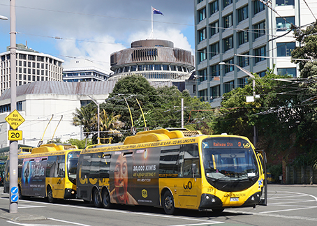 Wellington light rail: 'Get on with it'