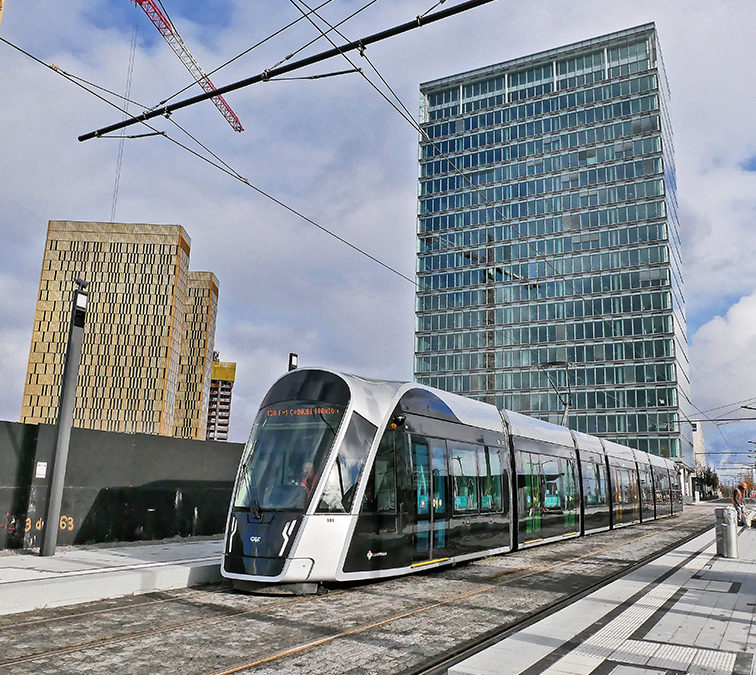 Luxtram: A capital idea