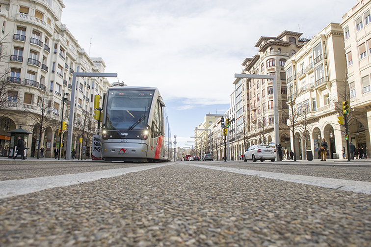 Zaragoza: The perfect advert for modern LRT