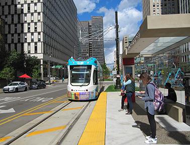Streetcars help rebuild Motor City