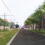 Light rail in Denmark
