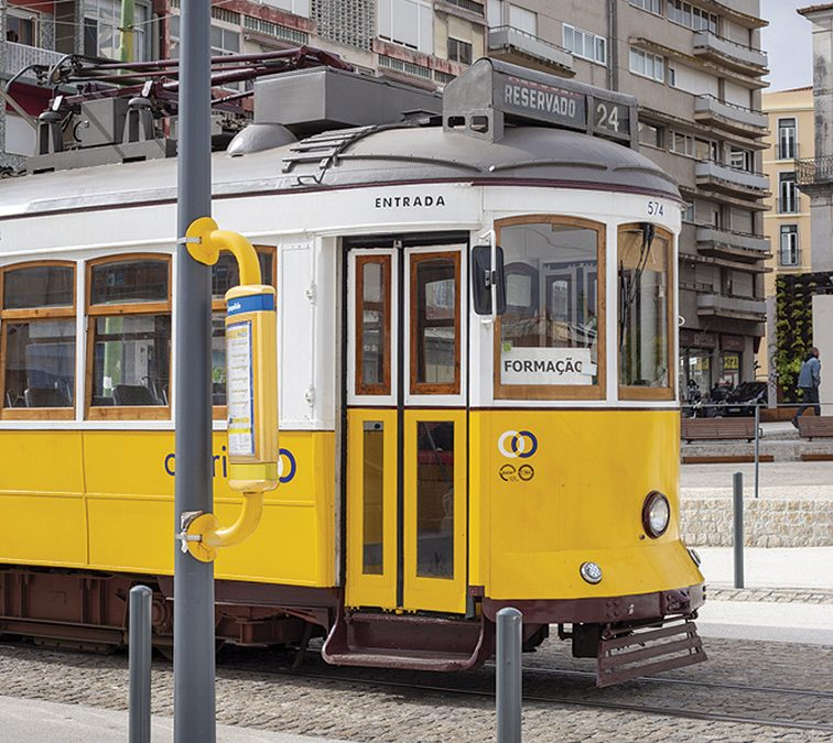 The return of Lisboa tramline 24