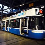 Zürich gets its first look at new Flexity design