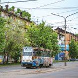 Tramway operation resumes in Öskemen