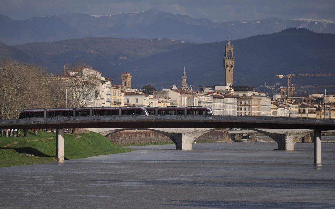 Firenze's tramway renaissance