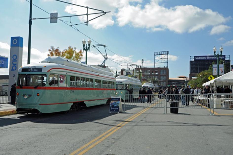 El Paso's streetcar resurrection