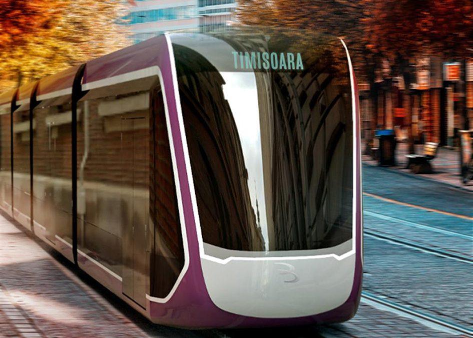 Timişoara chooses Bozankaya trams