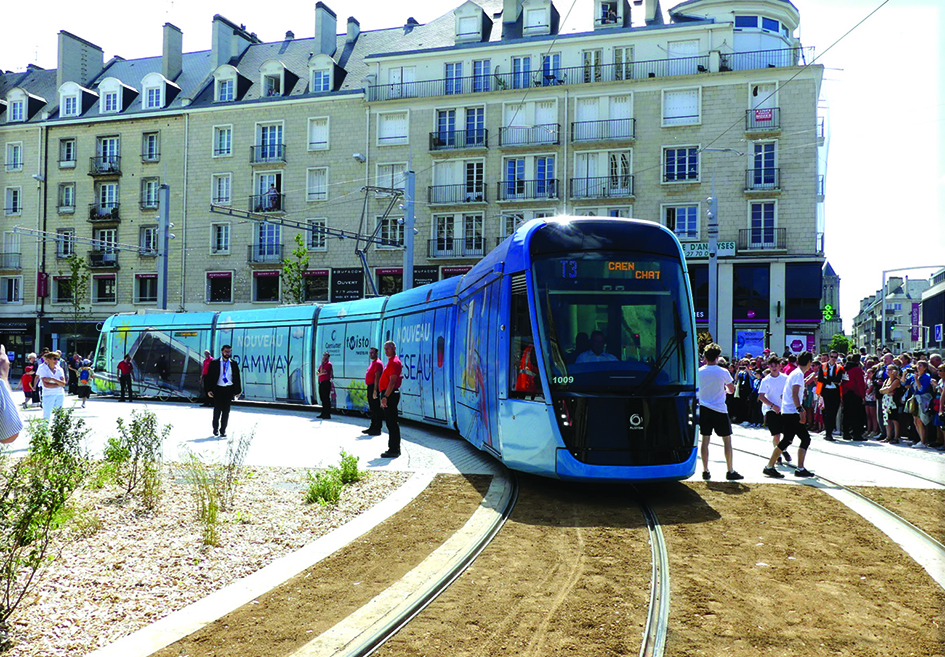 Caen opens after 19-month build