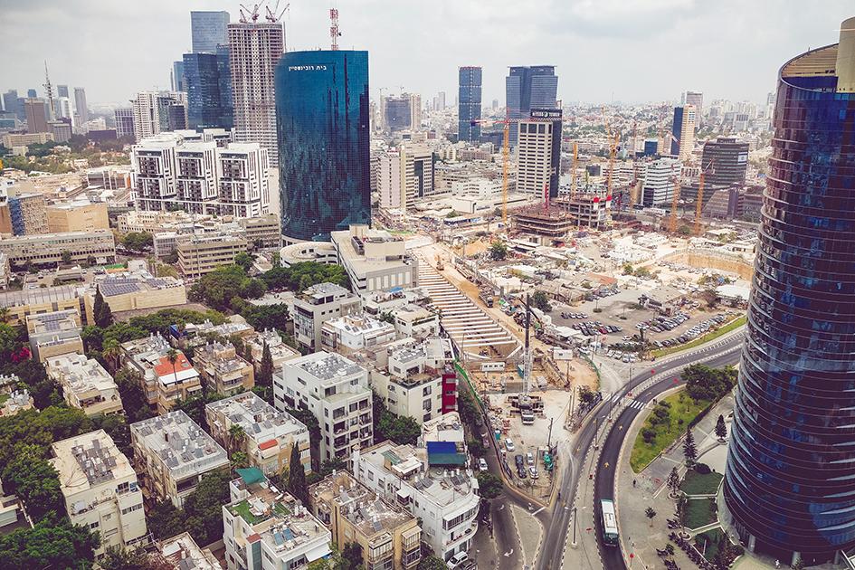 Tel Aviv's LRT dream