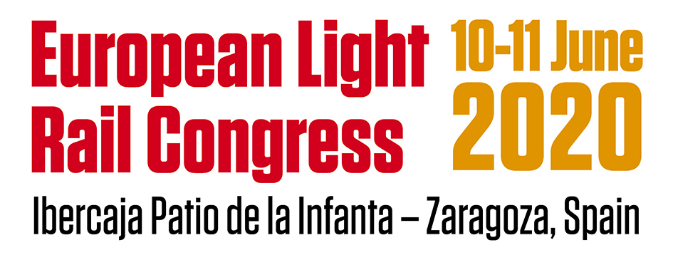 European Light Rail Congress 2020 – Zaragoza