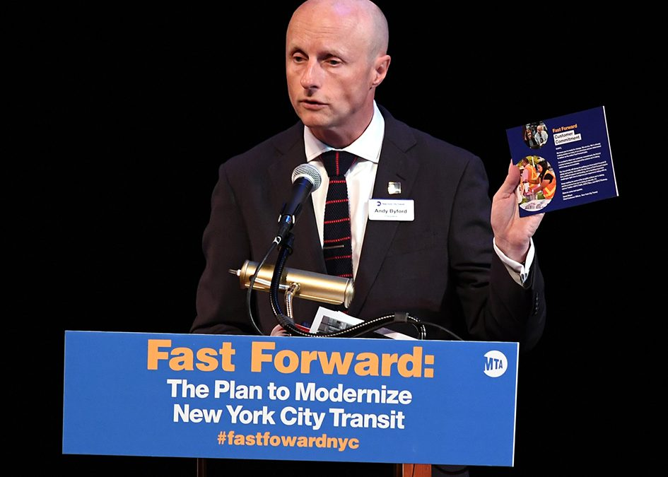Andy Byford resigns as NCYT President