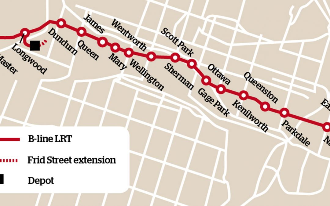 Hamilton LRT project is cancelled