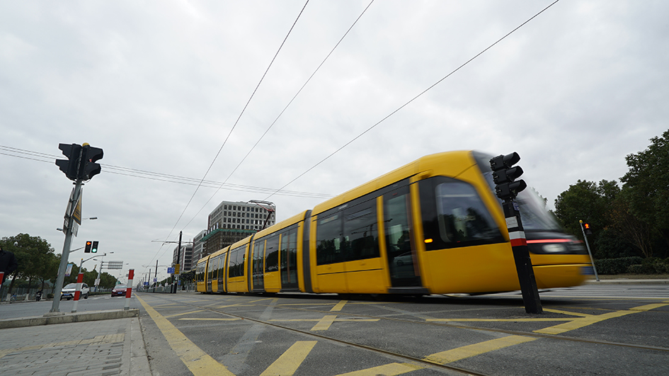 Three Chinese cities welcome more trams