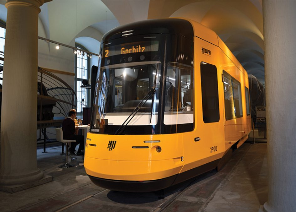 Bombardier Transportation to seek merger partner?