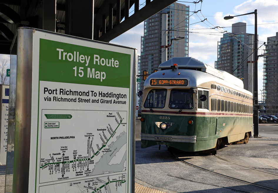Sudden end for Philadelphia's PCC cars