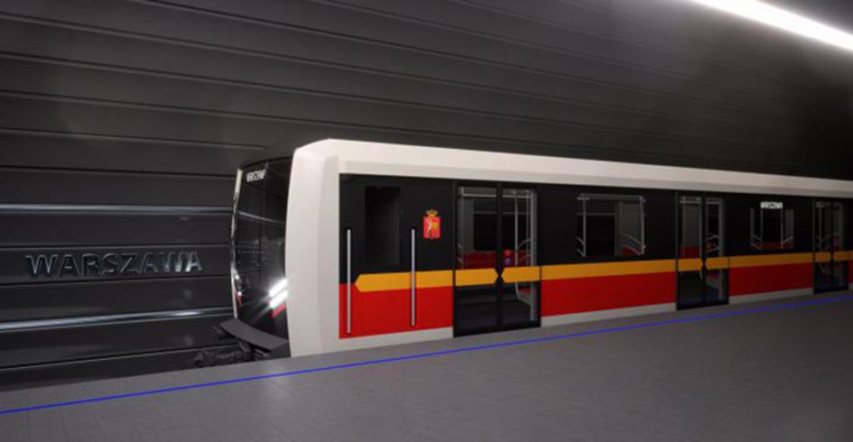 Škoda wins Warsaw's EUR307m Metro order