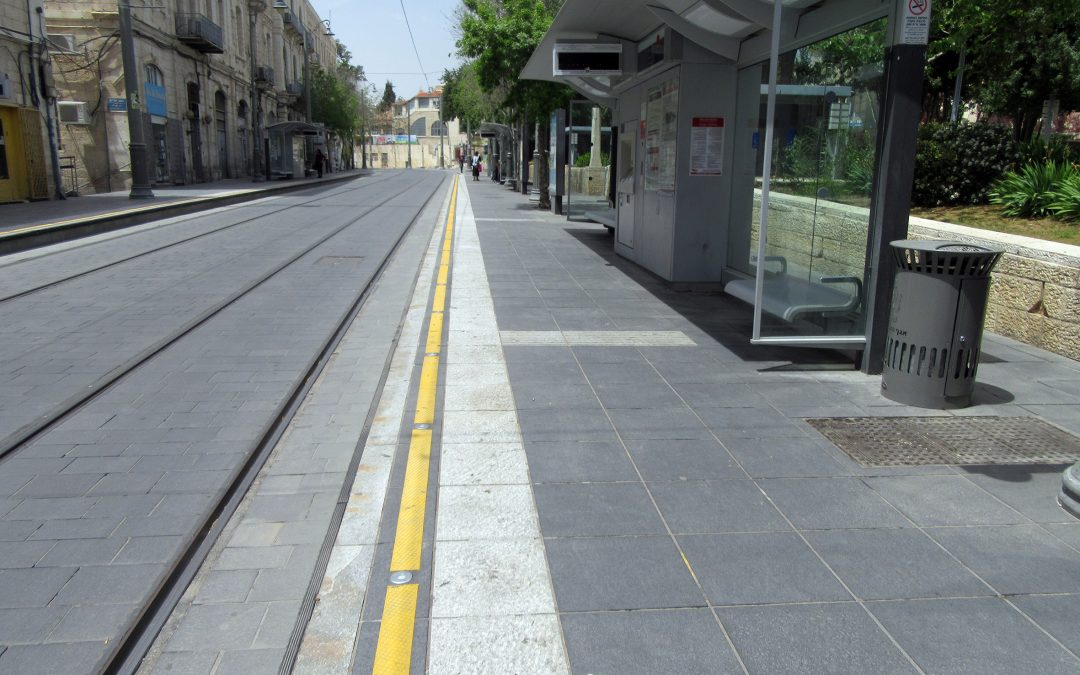 Jerusalem LRT: Meeting the COVID-19 challenge