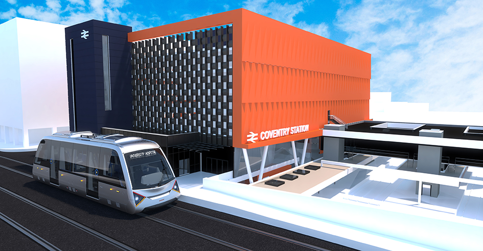 Vlr Coventry S Vision For Future Mobility The International Light Rail Magazine