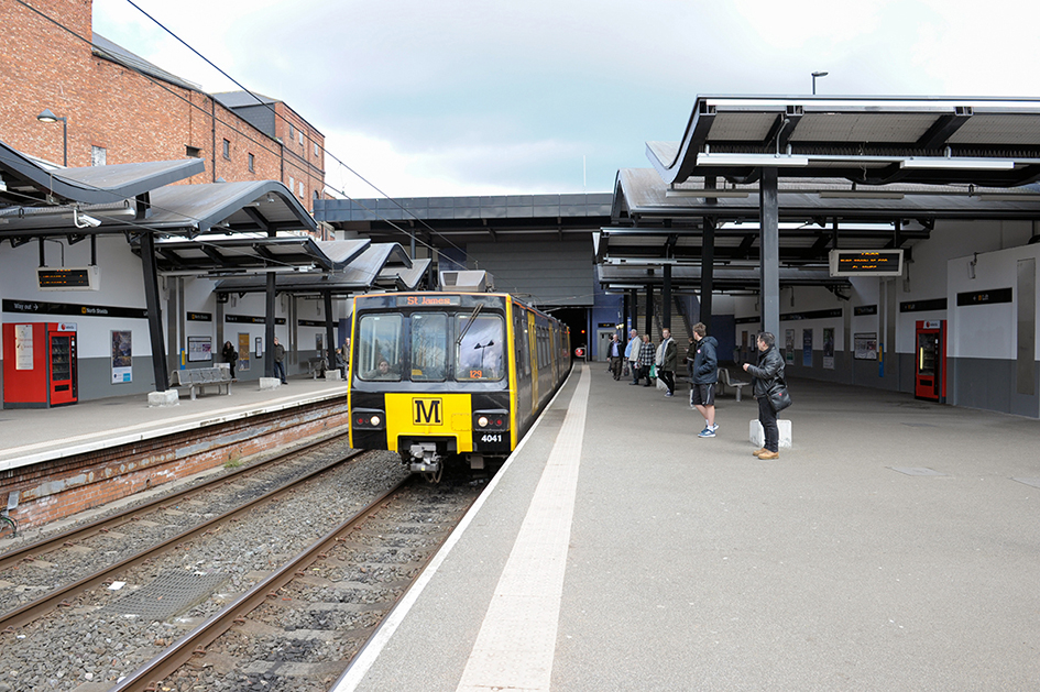 Tyne and Wear Metro: 40 years and counting