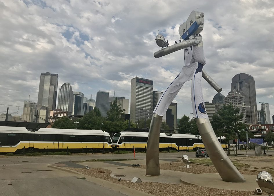 Rerailing transit