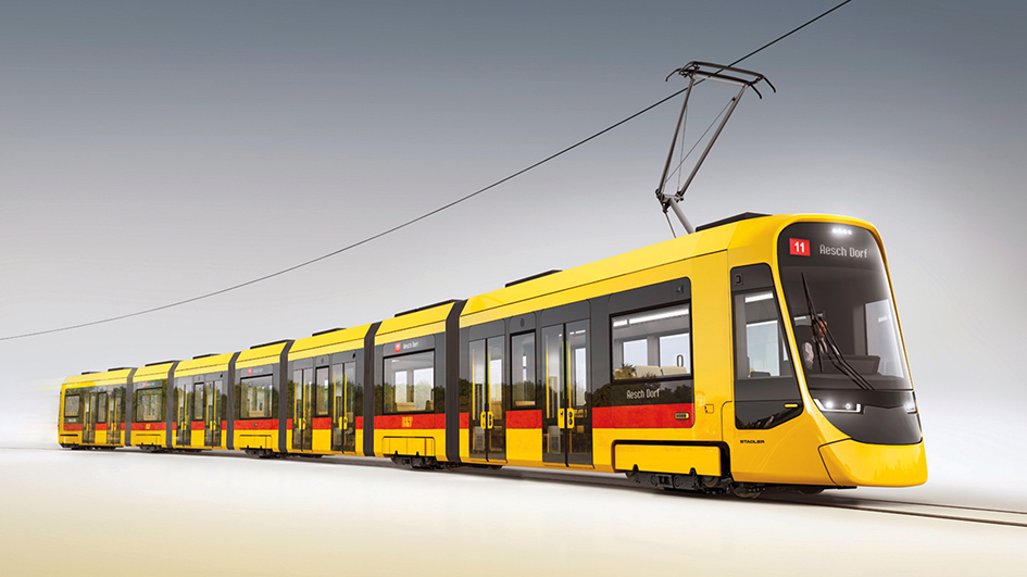 Basel awards interurban contract