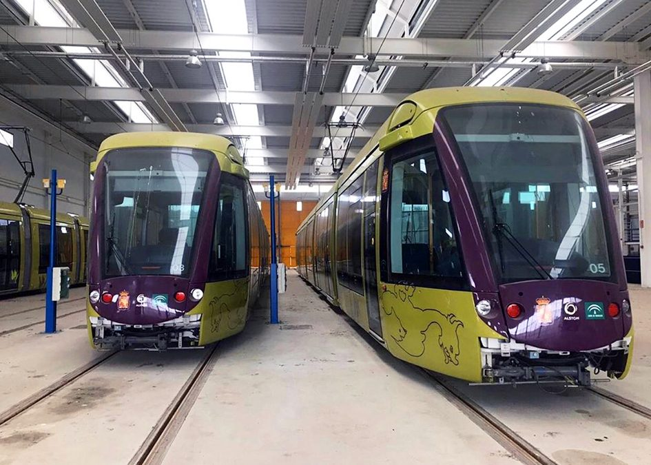 Hope for mothballed Andalucian tramways