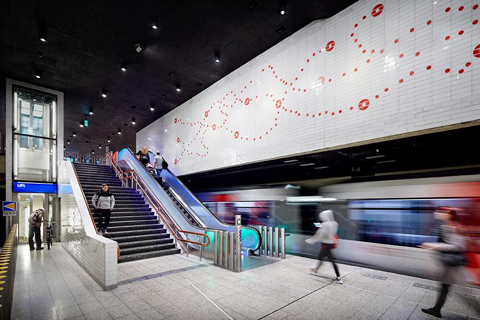 Reimagining Metro Oostlijn
